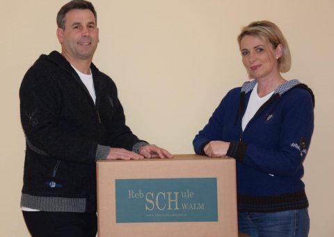 Siegi und Anita Schwalm